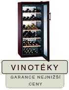 vinotéky, chladničky na víno